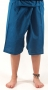 3/4 thai-fisherman trousers, yoga trouser petrol