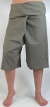 3/4 thai-fisherman trousers, yoga trouser slime